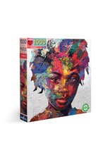 Eeboo 1000 Pcs. Angela Square Puzzle