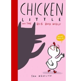Scholastic Canada Chicken Little and The Big Bad Wolf (HC)