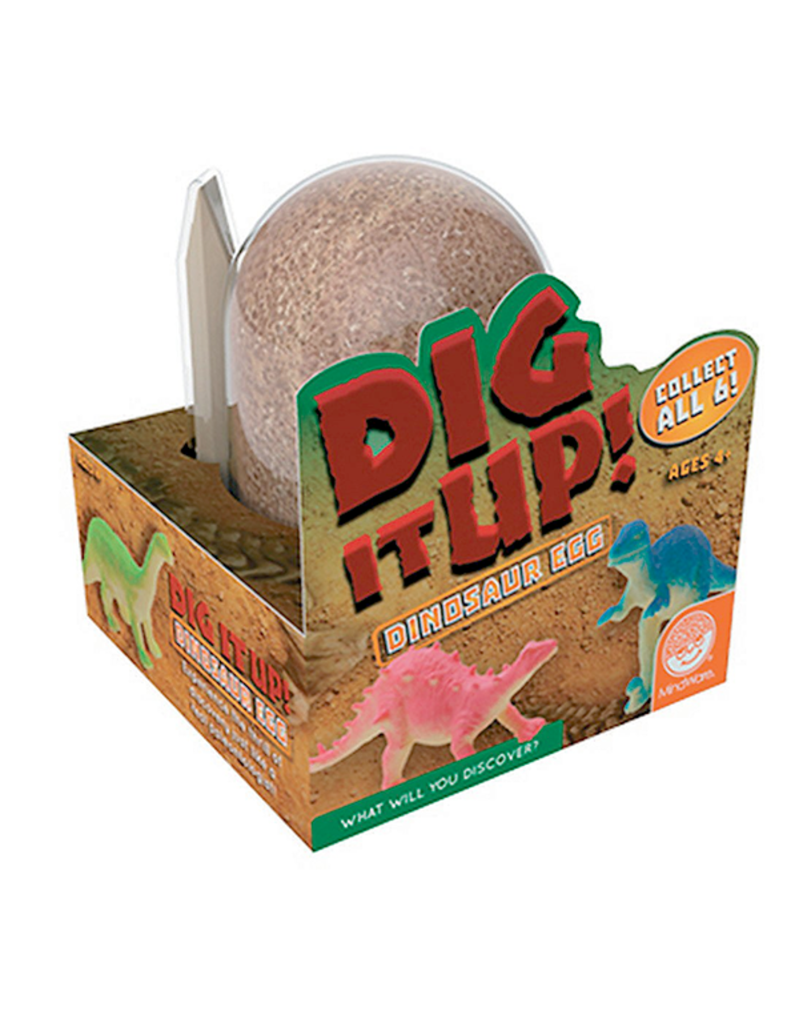MindWare Dig It Up! Dinosaur Egg