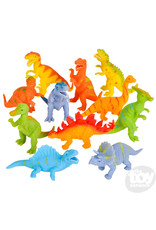 """The Toy Network Squish Dinosaurs 4"""""""