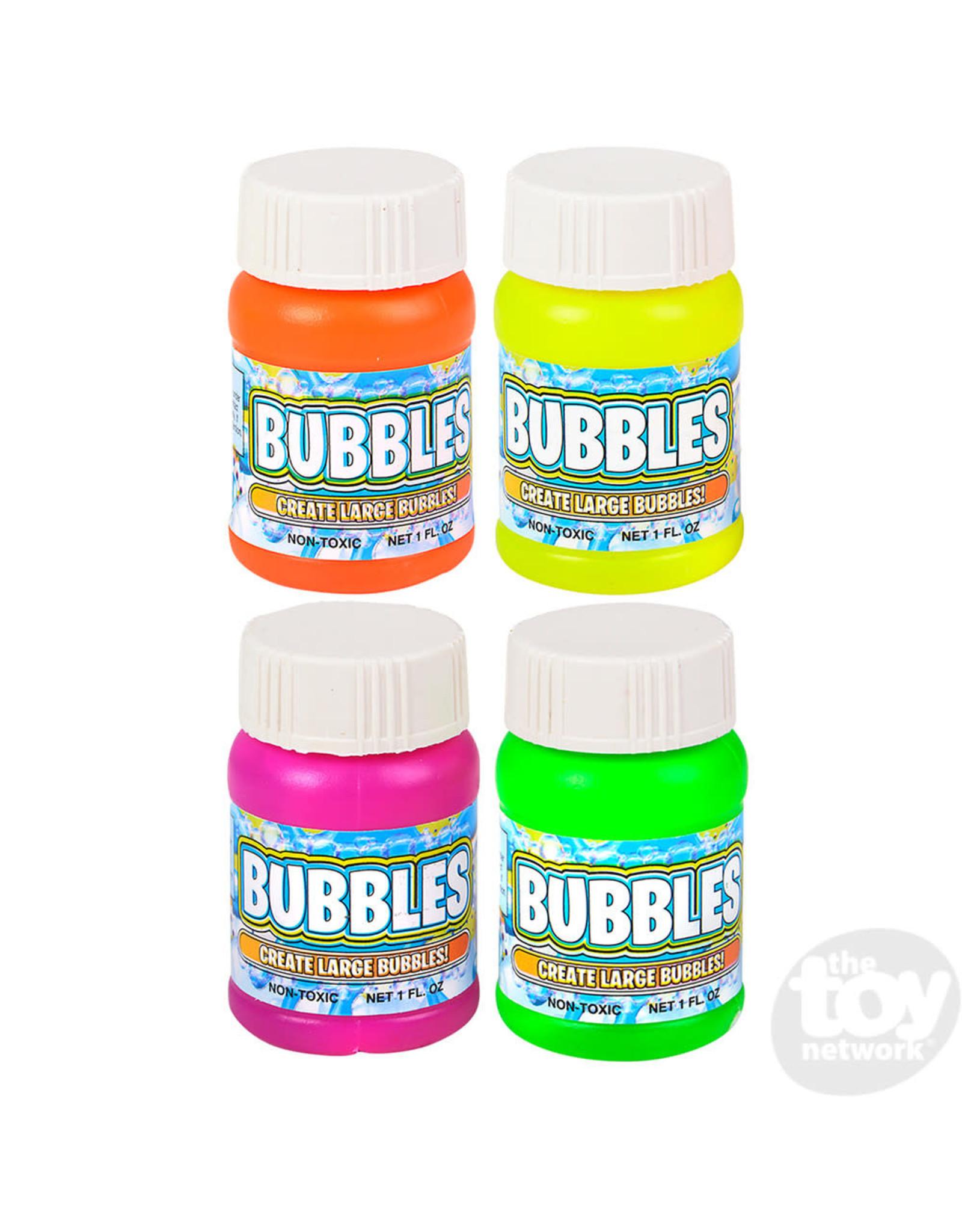 The Toy Network Bubble Bottle 4oz