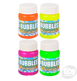 The Toy Network Bubble Bottle 4oz