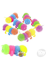 "The Toy Network Caterpillar Puffer 6"""