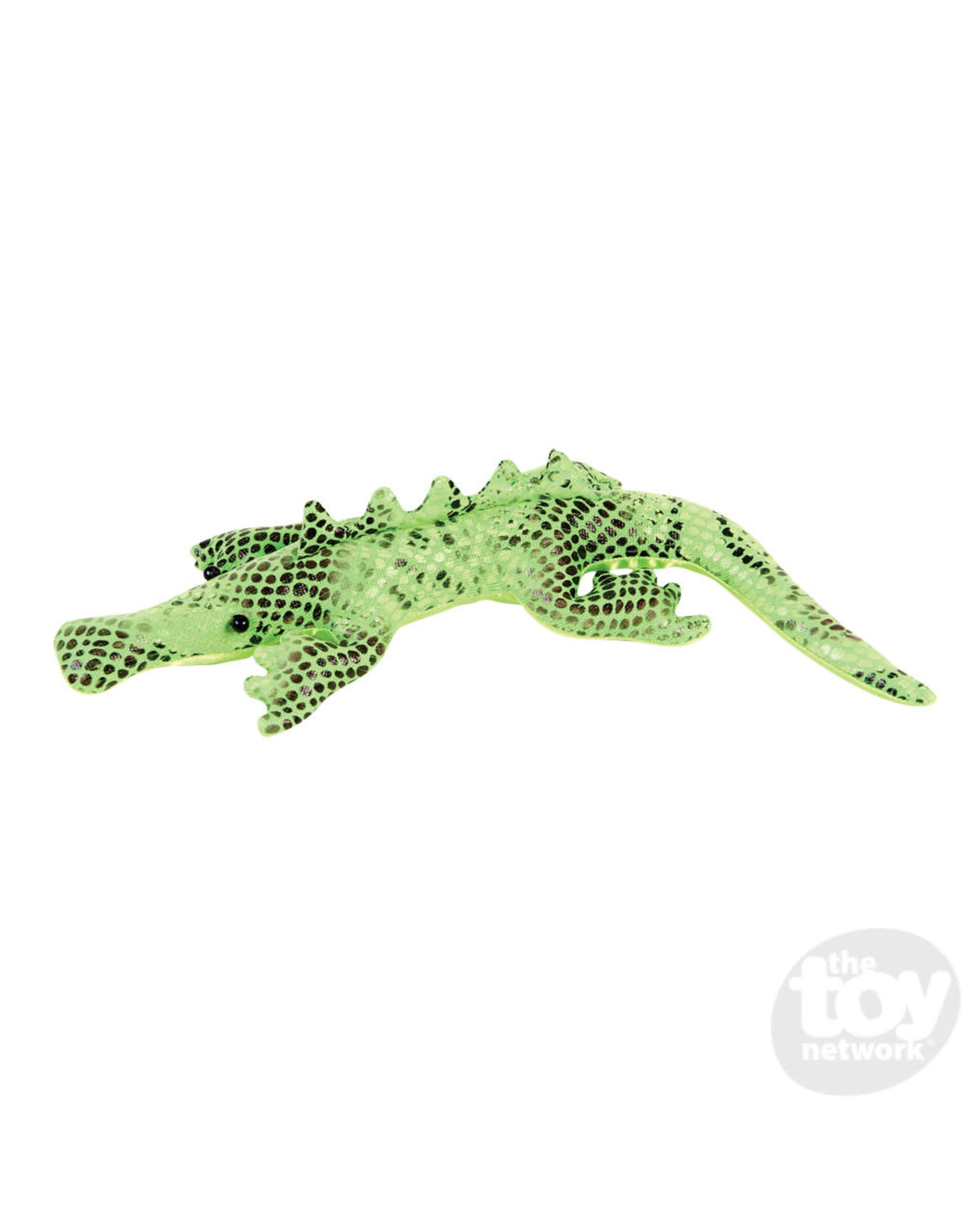 The Toy Network Alligator Sandbag 7""