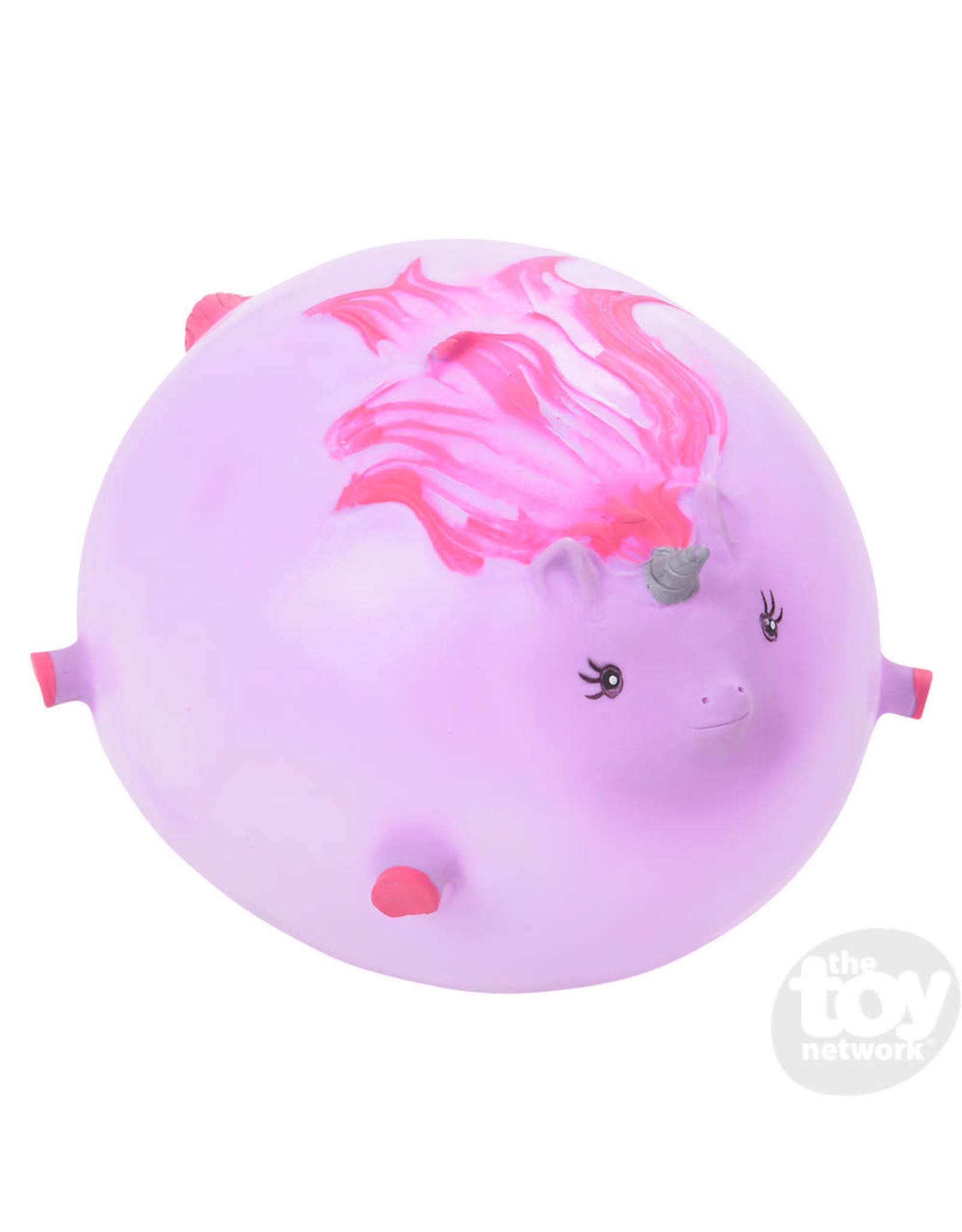 "The Toy Network Unicorn Ballon Ball 4"""