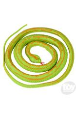 """The Toy Network Rubber Desert Rosy Boa Snake 48"""""""