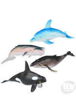 The Toy Network Whale and Dolphin Mesh Bag Play Set, 7 pack