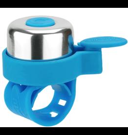 Kickboard Micro Bell, Neon Blue