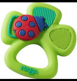 Haba Clutching Toy, Shamrock