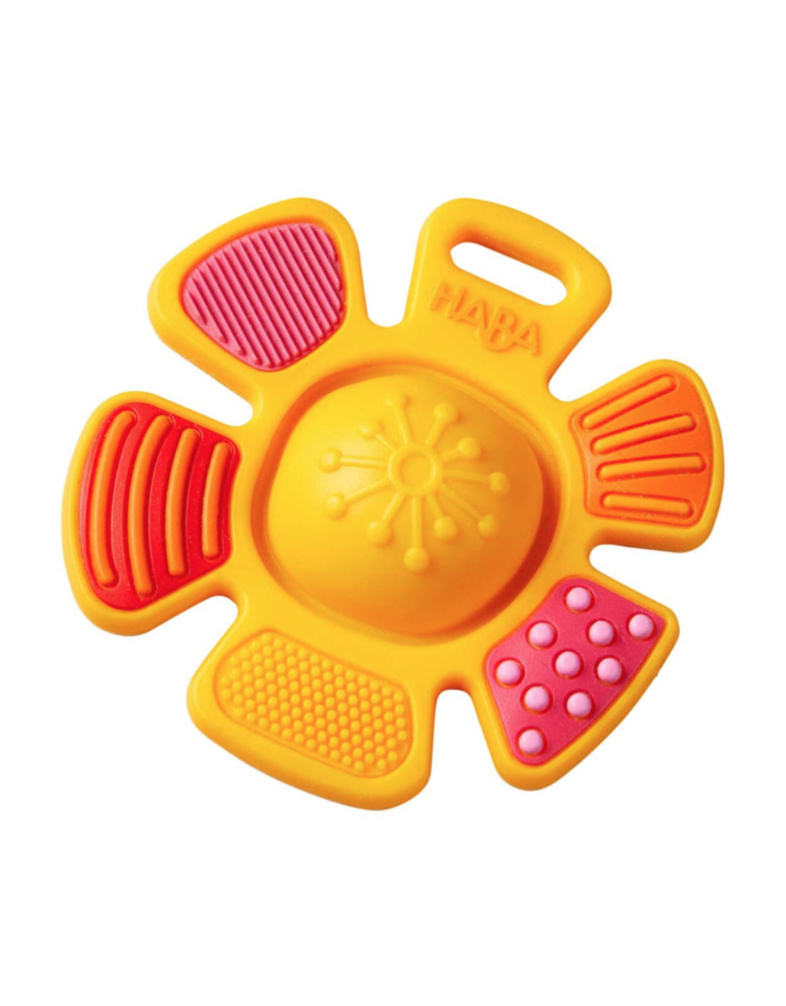 Haba Clutching Toy, Popping Flower