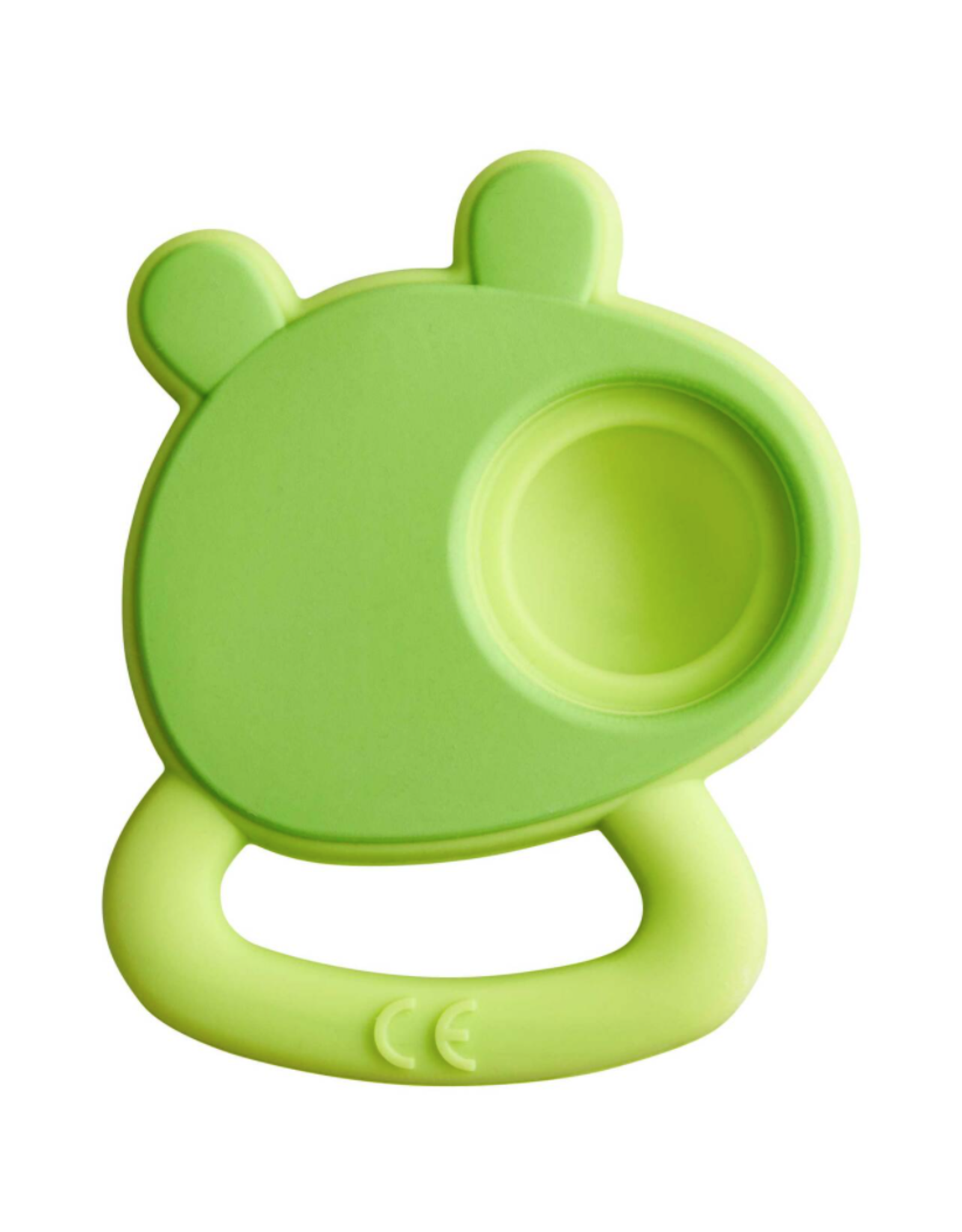 Haba Clutching Toy, Popping Frog