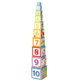 Haba Rapunzel Stacking Cube
