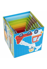 Haba Fire Brigade Stacking Cubes