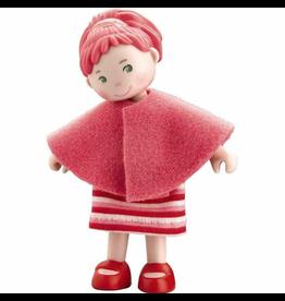 Haba Little Friends, Feli Doll Dress Up Set