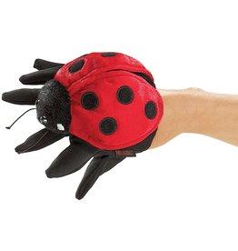 Playwell Ladybug Hand Puppet