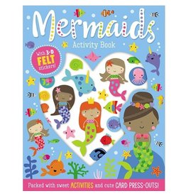 Fire the Imagination Mermaids Activity Book