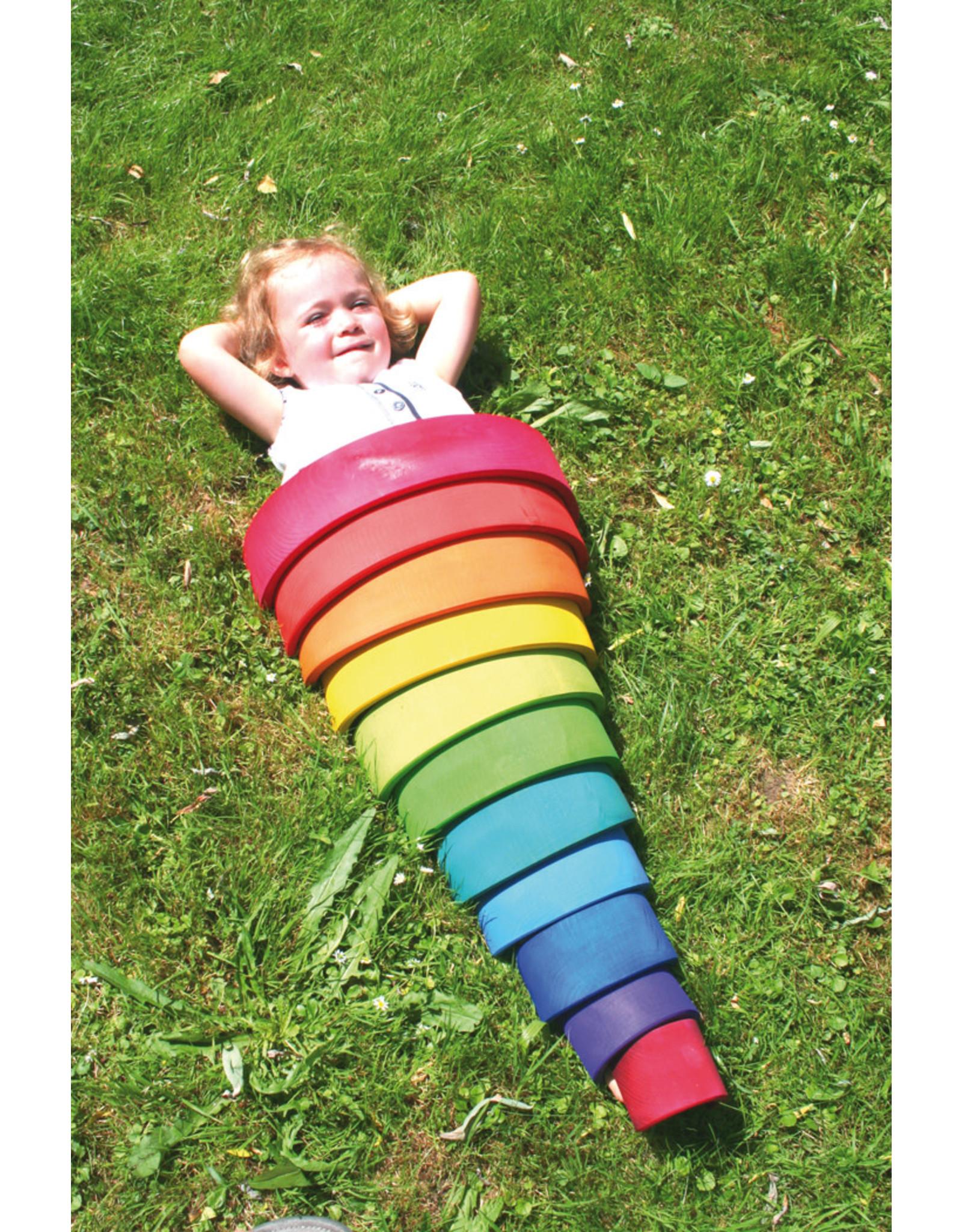Grimm's Spiel & Holz Design Element Rainbow Large