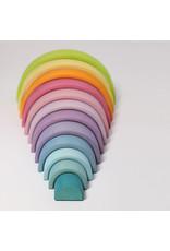 Grimm's Spiel & Holz Design Element Tunnel Pastel Large