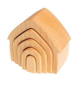 Grimm's Spiel & Holz Design House Natural