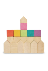 Ocamora Construction Little Houses Natural and Coloured