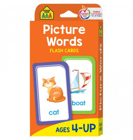 Playwell Picture Words Flash Cards