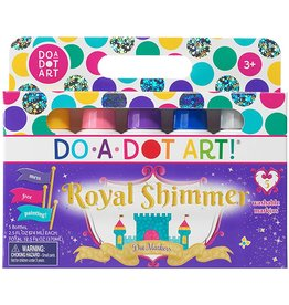 Playwell Shimmers Washable Dot Markers, 5 pk.