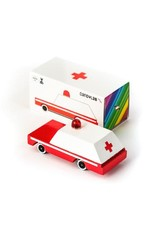 CandyLab Candy Car Ambulance