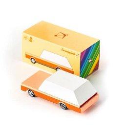 CandyLab Candy Car Wagon Dart Peach