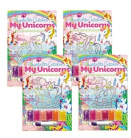 4M Unicorn Crystallite Catcher Assortment