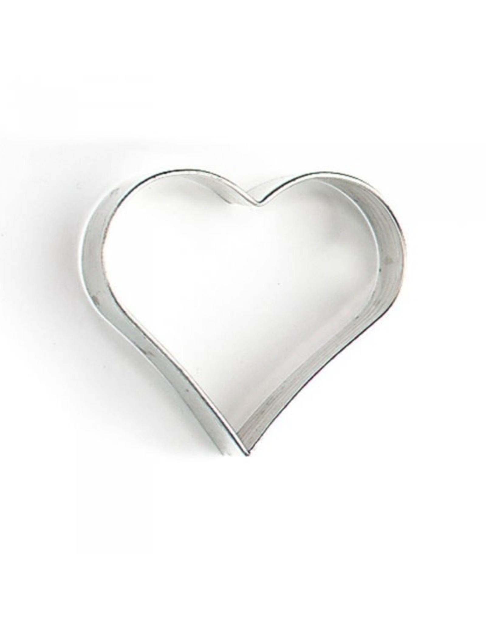 Gluckskafer Heart Cookie Cutter