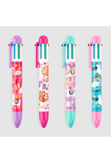 Ooly 6 Click Pens Funtastic Friends