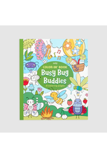 Ooly Colouring Book, Busy Bug Buddies