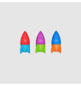 Ooly Blast Off Eraser & Pencil Sharpener Assortment