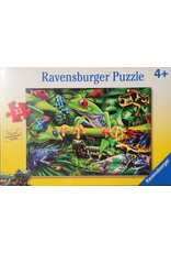 Ravensburger 35 pcs. Amazing Amphibians Puzzle