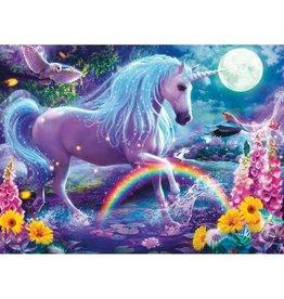 Ravensburger 100 pcs. Glitter Unicorn Puzzle