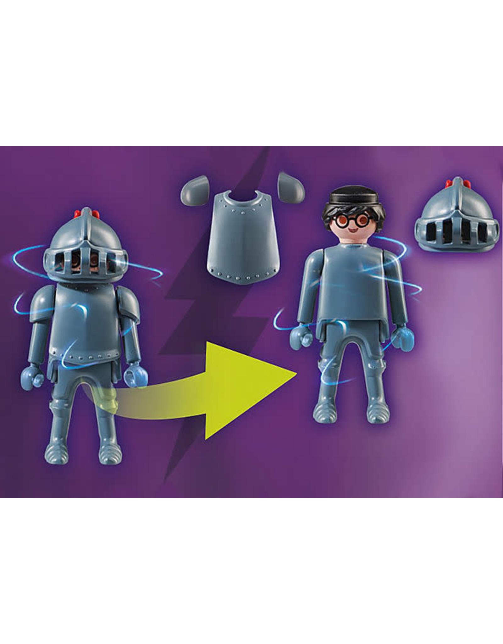 Playmobil Adventure With Black Knight