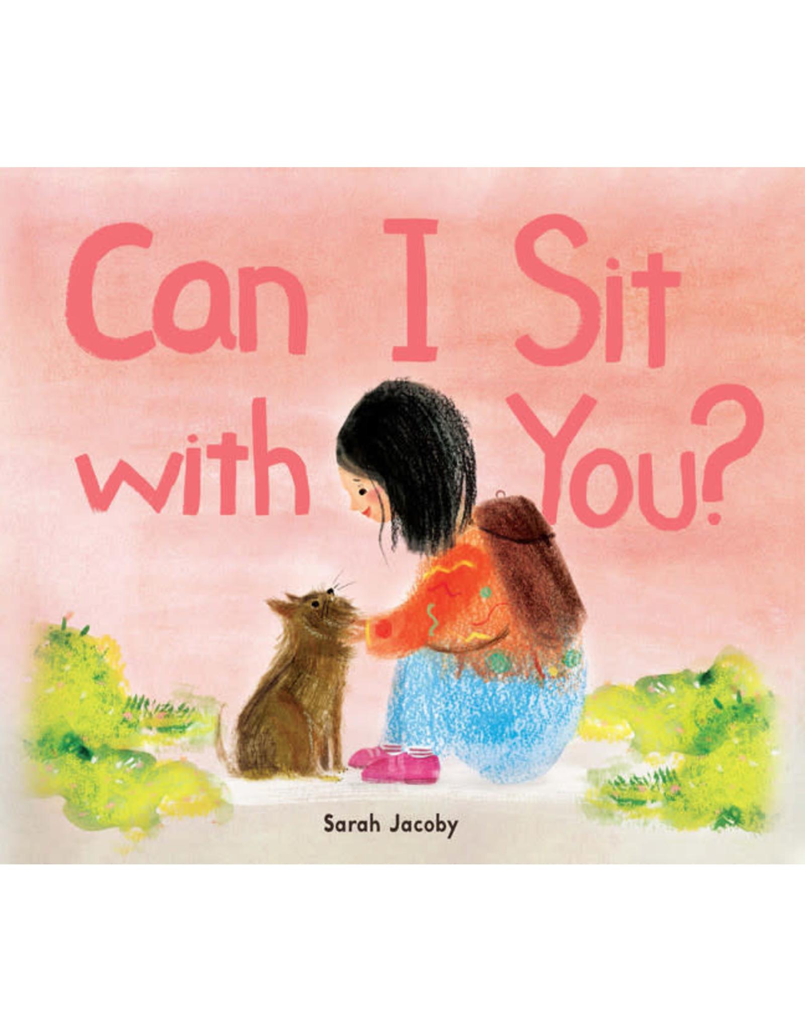 Raincoast Books Can I Sit With You?