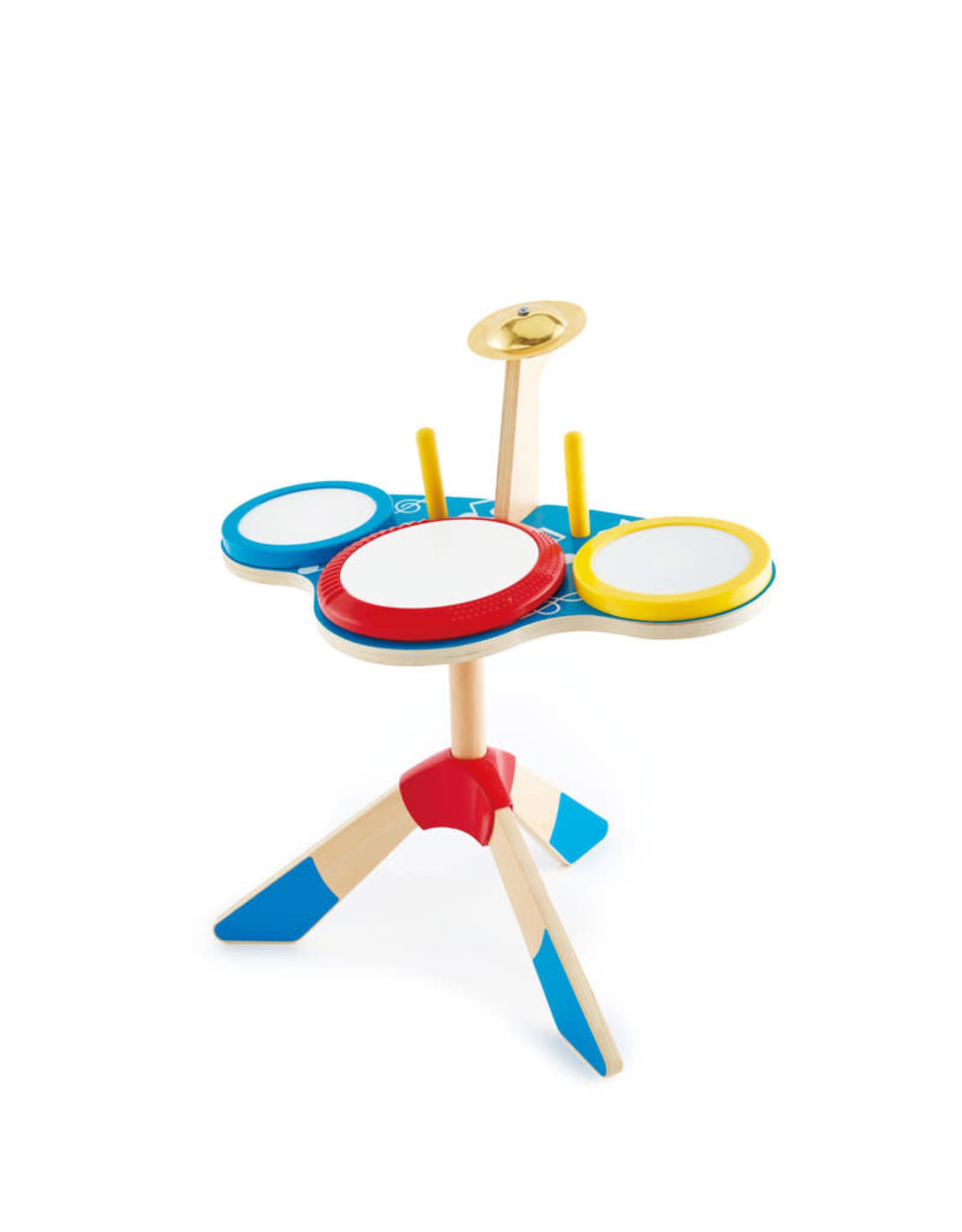 Hape Drum & Cymbal Set