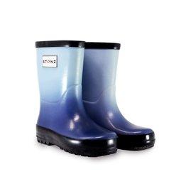 Stonz Stonz Rain Bootz, Frosty Fade Blue