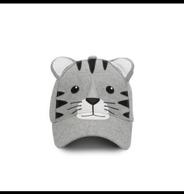 FlapJackKids Kid's 3D Cap Tiger, Large