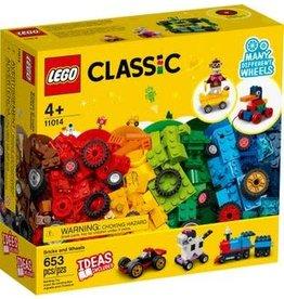 LEGO LEGO Classic, Bricks & Wheels