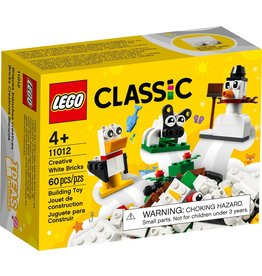 LEGO LEGO Classic, Creative White Bricks