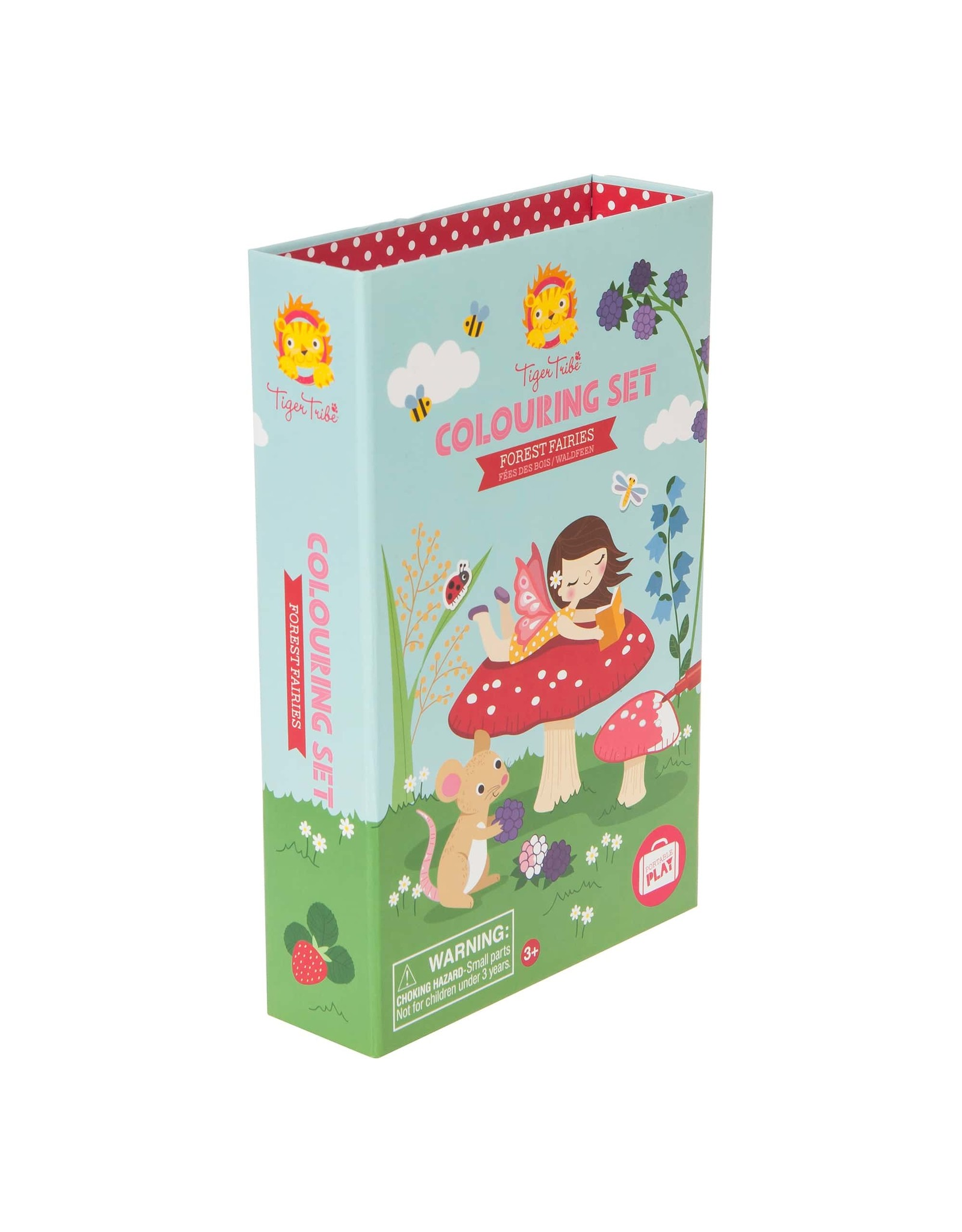 Schylling Forest Fairies, Coloring Set