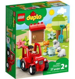 LEGO LEGO Duplo Farm Tractor & Animal Care