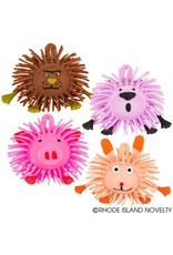"""The Toy Network 4"""" Animal Puffer Ball"""