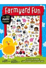 Balloon Stickers: Farmyard Fun Activity Book