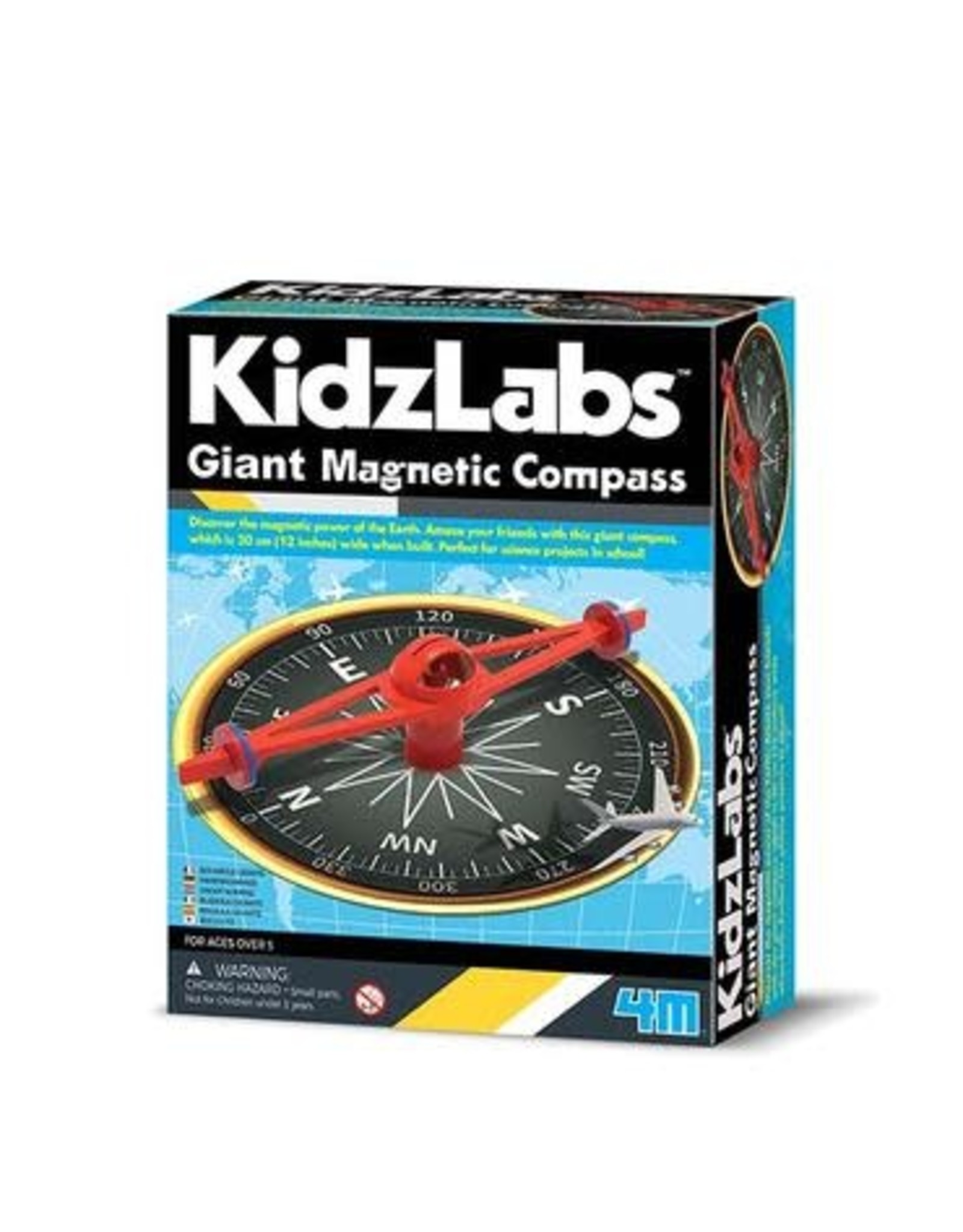 4M Giant Compass Making Kit