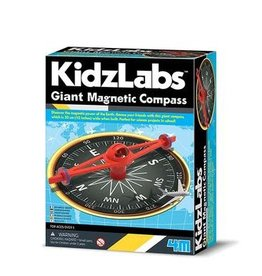 4M Giant Magnetic Compass Making Kit