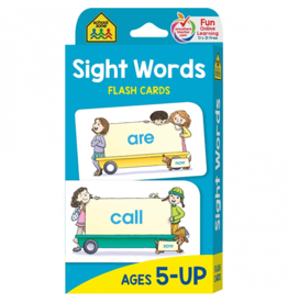 Playwell Sight Words Flash Cards