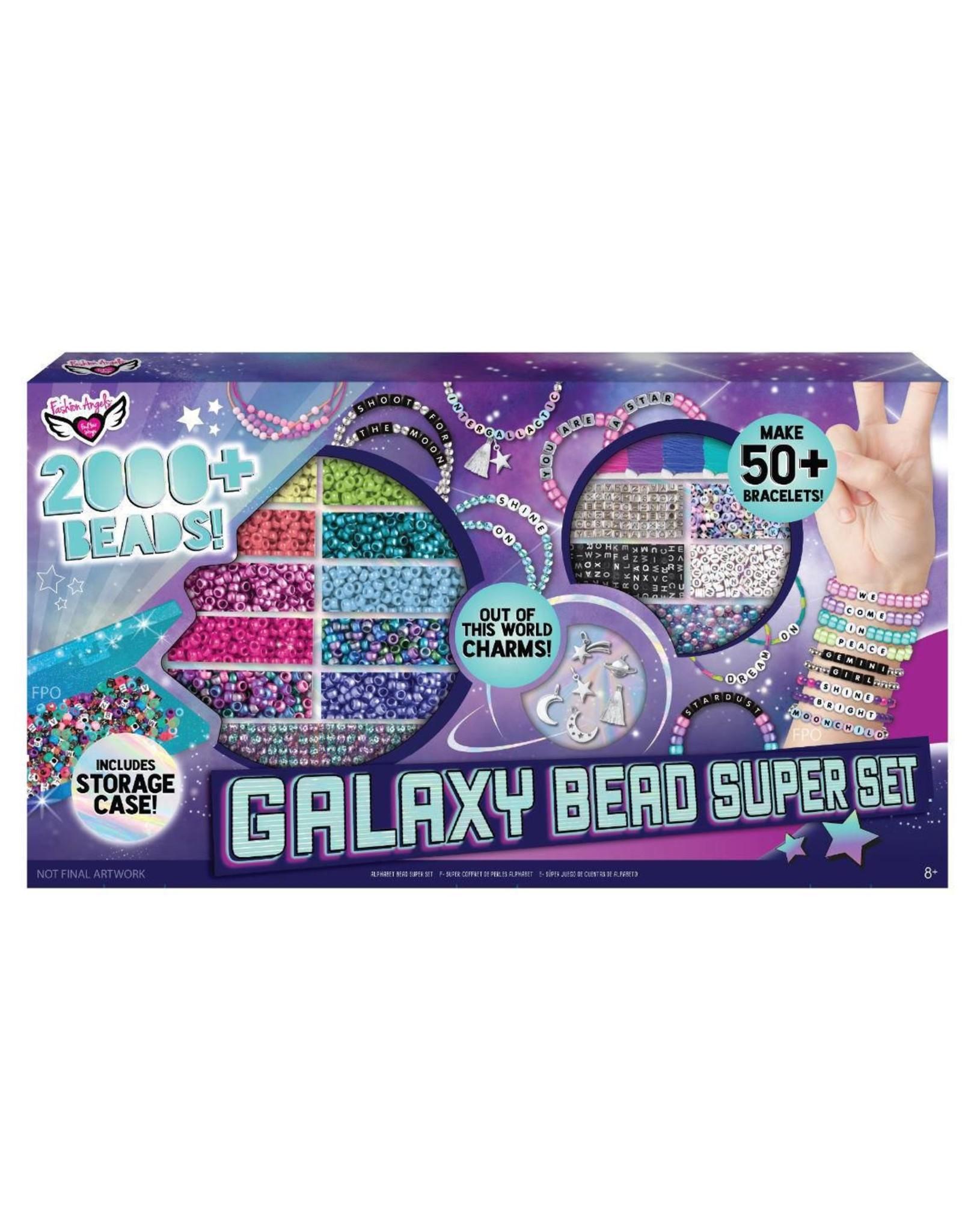 Fashion Angels Galaxy Bead Super Set